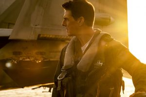 Affiche du film Top Gun : Maverick