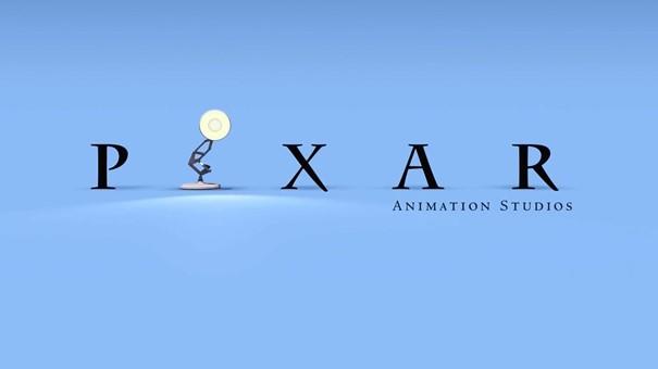 Luxo Junior dans le générique Pixar