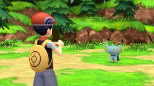 Pokémon image de jeu