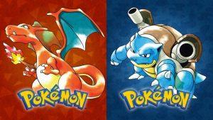 Pokémon Rouge et Bleu