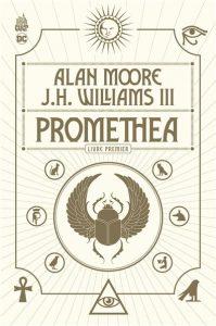 Couverture tome 1 Promethea