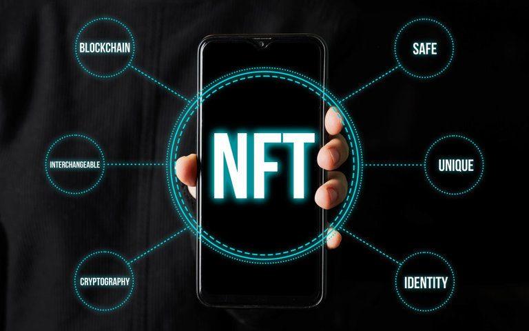 NFT : Non Fongible Tonken