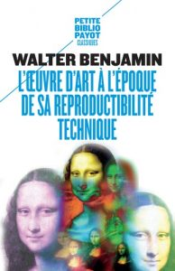 Essai de Walter Benjamin