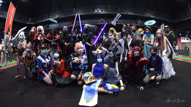 Cosplay AGF