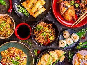 Cuisines asiatiques