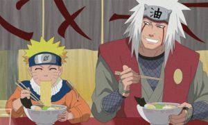 Cuisines asiatiques - Ramen Naruto