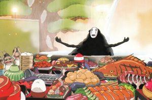 Festin Voyage de Chihiro