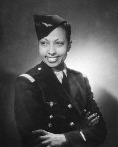 Joséphine Baker uniforme